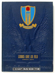 Us Army Air Force Ww Ii Lubbock Field Training Command 1943 Yearbook