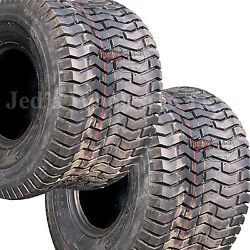 2 18x9.50-8 18x950-8 18/9.50-8 Riding Lawn Mower Garden Tractor Turf Tires 4ply