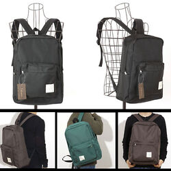 Unisex Backpacks School Casual Satchel Canvas Bag Excellent quality $21.98