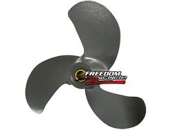 Honda Bf50f Bf5a Bf50 Bf5 Outboard Boat Motor Propeller Prop 58130-zv1-940zb New