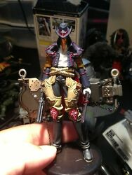 Gungrave Limitted Edition 2002 Promo Figurine 4 Inch Action Figure Super-rare