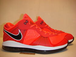 Nike Lebron 8 V/2 Solar Red Galaxy Paranorman South Beach Sprite Miami Night 10