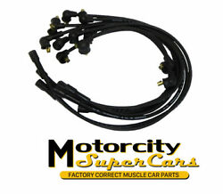 442 W-30- Stock Packard Electric Spark Plug Wires 350455 V-8 Date Coded 1972