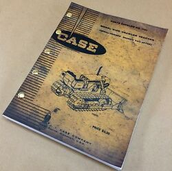 J I Case 310g Crawler Tractor Dozer Track Parts Catalog Manual S/n 3039619 And Up