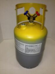 95004 YELLOW JACKET 30LBS NEW EMPTY REFRIGERANT RECOVERY CYLINDER TANK