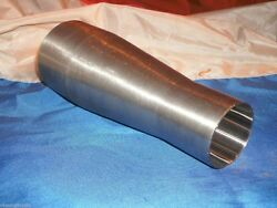 Stainless Butt Weld Tube Fitting 316l 2 Od X 3 Od Concentric Reducer