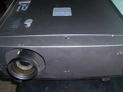 Jvc Professional Dla-m2000sc Projector With Instructions Book