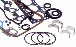 Bbc Chevy 454 Rering Kit Rings Bearings And Gaskets 86-90