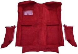 Carpet Kit For 1983-1989 Ford Mustang Convertible With Molded Quarter Panels
