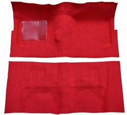 Carpet Kit For 1960-1962 Ford Galaxie Convertible 4 Speed With Foot Wells