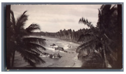 Ceylon Colombo Mount Lavinia Bay Vintage Citrate Print. Tirage Citrate 6