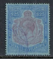 Straits Settlements Stamps 1912 Sg 213 Canc Vf