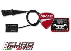 Pzracing Desmotronic 50hz Lap Timer Plug And Play For Ducati 749 999 848 1098 1198