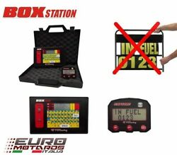 Pzracing Boxstation Rider-pits Message System Triumph Daytona 675 Speed Triple