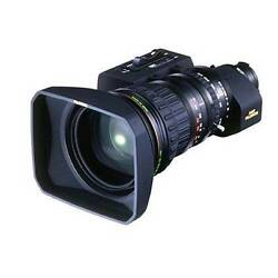 New Fujinon Ha25x11.5berd-s18 2/3 25x Eng Hd Lens Financing Available With Ac