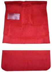 Carpet Kit For 1978-1979 Dodge Lil Red Express Complete Carpet With Rear Curtain