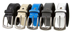 Cable Genuine Leather Golf Belt 1-12