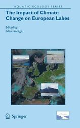 The Impact of Climate Change on European Lakes (English) Hardcover Book Free Shi