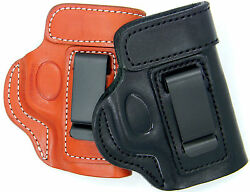 Cebeci Leather REINFORCED MOUTH IWB Concealment Holster ... Choose Gun