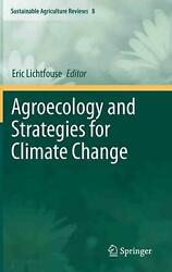 Agroecology and Strategies for Climate Change (English) Hardcover Book Free Ship