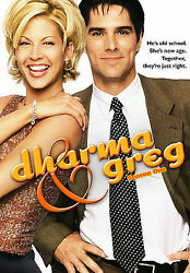 Dharma And Greg The Complete 1st First Season 1 One Brand New 3-disc Dvd Set