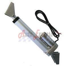 Water Resistant 16 Linear Actuator W Angle And Mounting Brackets Stroke 12v 200lb