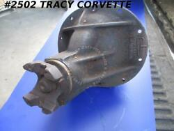 1960-1961 Chevy Vette 3743833 3.36 Posi Diff Assembly G 18 0 Casting Date 3.36