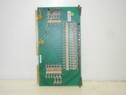 Triangle Package Machinery 90wb8010aa Used Interface Board 90wb8010aa