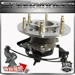 Front Wheel Hub And Bearing Assembly For 2004-08 Chevy Colorado 515110