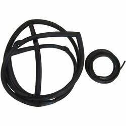 1949 Buick 1948-1949 Cadillac And Oldsmobile 2dr Club Coupe Windshield Gasket Seal