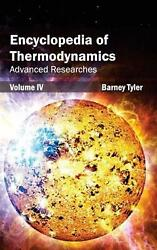 Encyclopedia Of Thermodynamics Volume 4 Advanced Researches English Hardcov