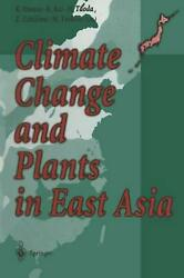Climate Change and Plants in East Asia (English) Paperback Book Free Shipping!