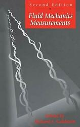 Fluid Mechanics Measurements Second Edition By R. Goldstein English Hardcover