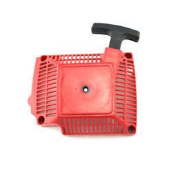 Rewind Recoil Pull Starter Compatible With Shindaiwa 400 488 488p Chainsaw