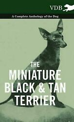 Miniature Black and Tan Terrier - a Complete Anthology of the Dog (English) Hard