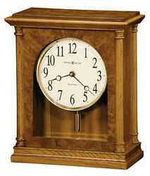 635-132 Howard Miller Dual Chime Mantle Clock Carly 635132