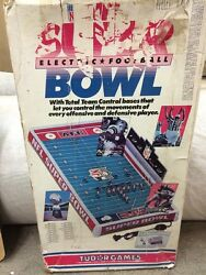 1983 tudor games super bowl electronic