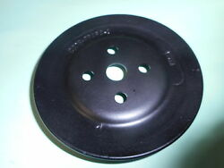 1968 Bronco Mustang Falcon 6 Cyl W/ Air Conditioning Drive Pulley For Smog Pump