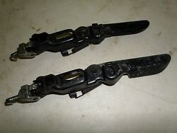 68 69 70 71 72 Chevelle Ss 396 454 Gto 442 Gs Convertible Top Latches Gm Nice