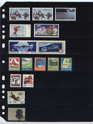 Anchor 60 New Stock Pages 7s 7-rows Stock Sheets/ Double Sided.free Shipping
