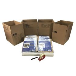 Kitchen Moving Box Kit 1 Moving Boxes And Moving Packing Supplies