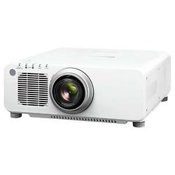New Panasonic PT-DX100UW 10000 Lm 1-Chip DLP XGA Installation Projector w Lens