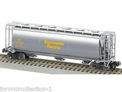 Lionel American Flyer Southern Pacific Cylindrical Hopper 6-48643