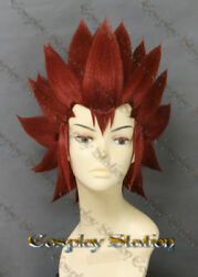 Fairy Tail Cobra Custom Styled Cosplay Wig_commission788