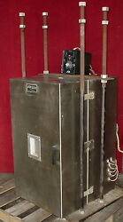 Ats Applied Test Systems 3620 Split Box Furnace/oven 200f W/controller 6000w 2