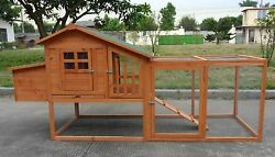 Chicken Coop Nest Box Backyard Poultry Hen House Huge 3-5 Bantams Extra Large