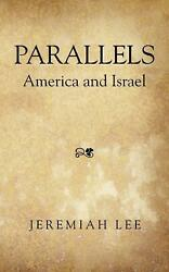 Parallels America And Israel By Jeremiah Lee English Paperback Book Free Ship