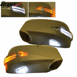 Fits 05-08 Tiburon Side Mirror Outer Shell Replacement Painted OE Color