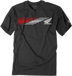 Factory Effex Licensed Honda Speed T-Shirt Charcoal Mens All Sizes $20.00