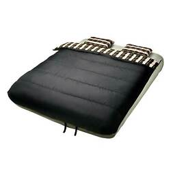 Insta-bed 6 Piece Camping Bedding For Queen Sized Airbed Bed Not Included